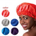 Satin Sleep Cap - Medium